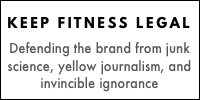 Keep Fitness Legal