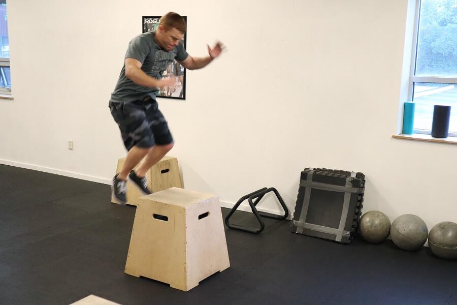 robby box jumping